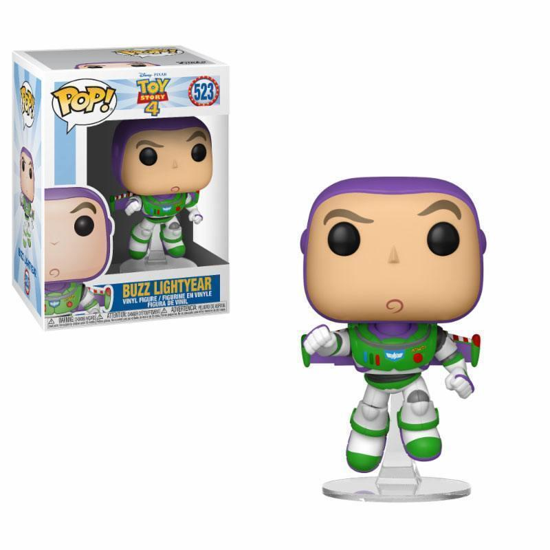 Toy Story 4 POP! Disney Vinyl Figure Buzz Lightyear
