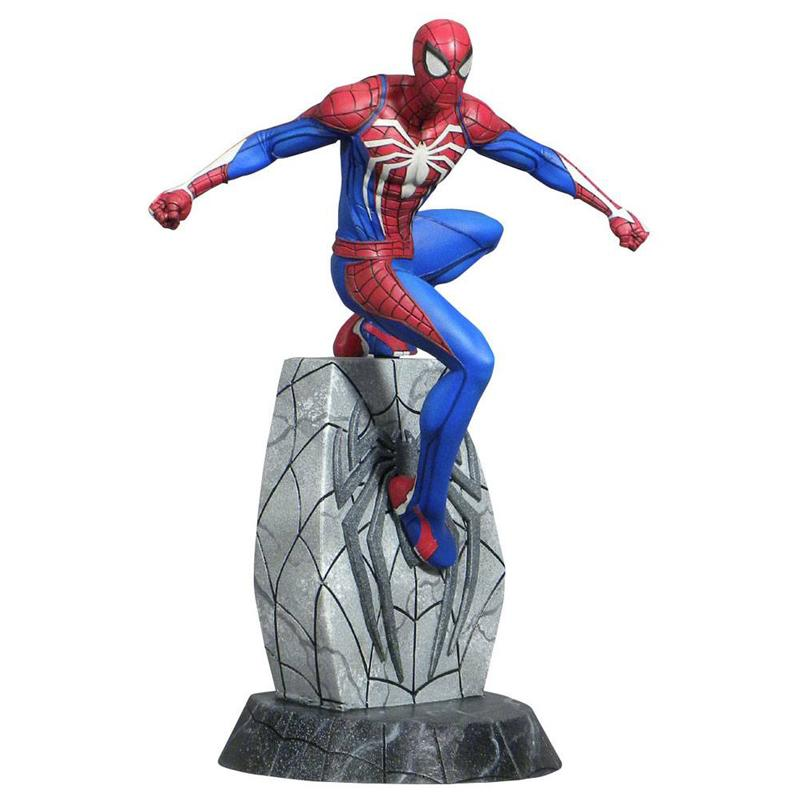 Spider-Man 2018 Marvel Video Game Gallery PVC Statue Spider-Man
