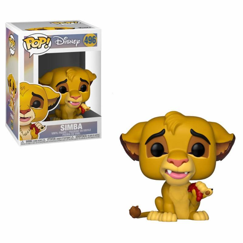 The Lion King POP! Disney Vinyl Figure Simba