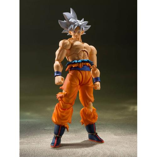 Son Goku Ultra Instinct S.H. Figuarts Action Figure Dragon Ball Super