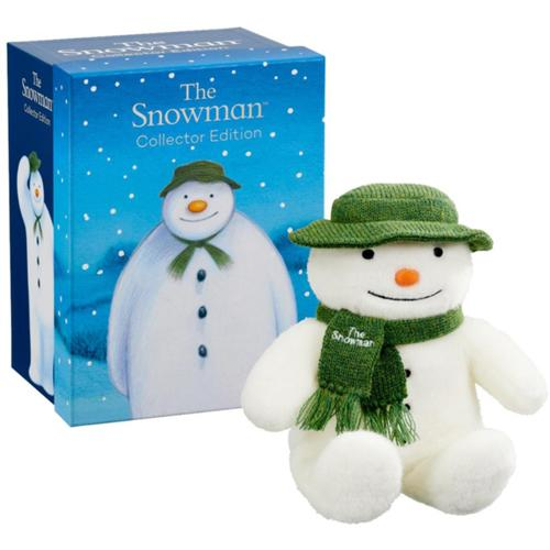 The Snowman Collector's Plush Toy
