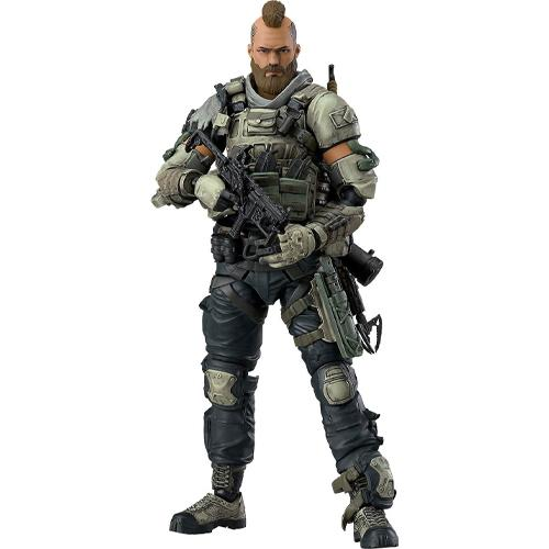 Ruin Figma Action Figure Call of Duty Black Ops 4