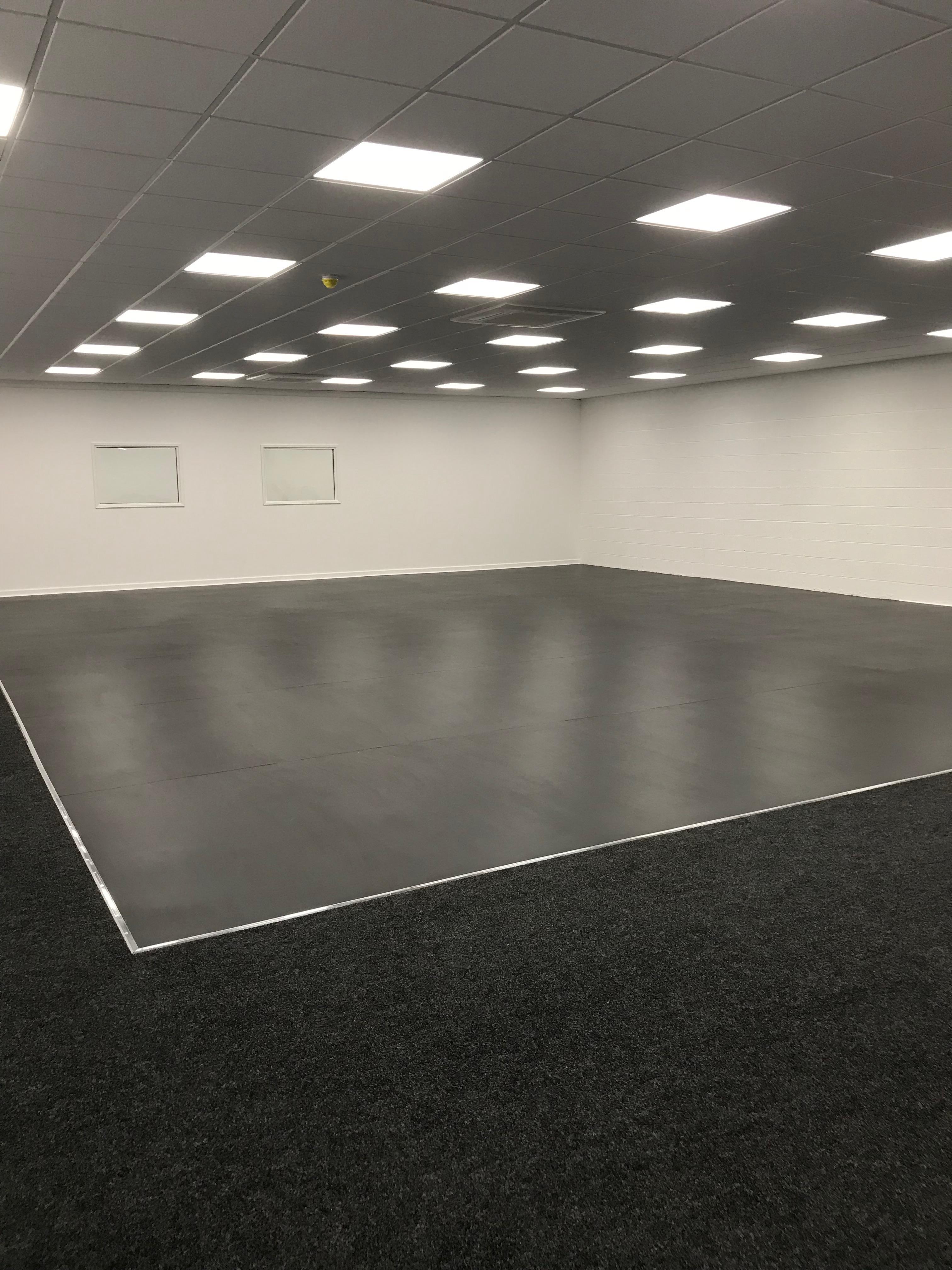 ballet studio flooring