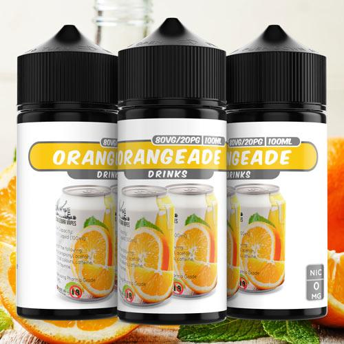 100ml 2mg Orangeade e liquid
