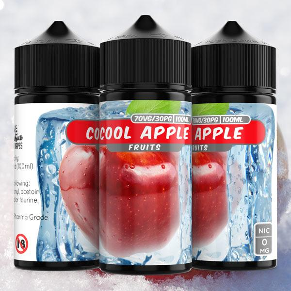Cool Apple e liquid