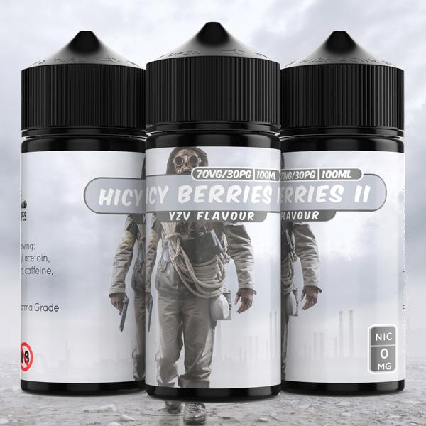 Hicy Berries II e liquid