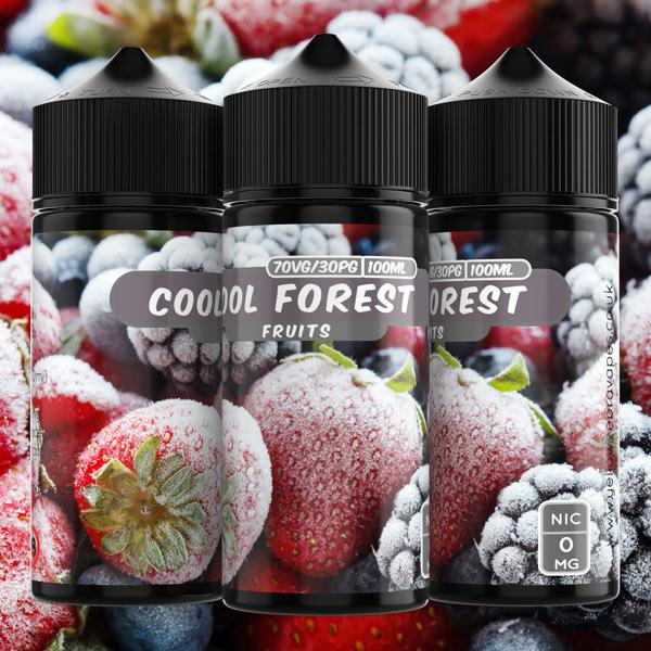 Cool Forest Fruits e liquid