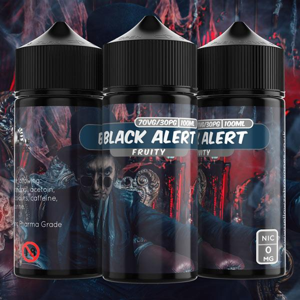 2mg Black Alert e-liquid