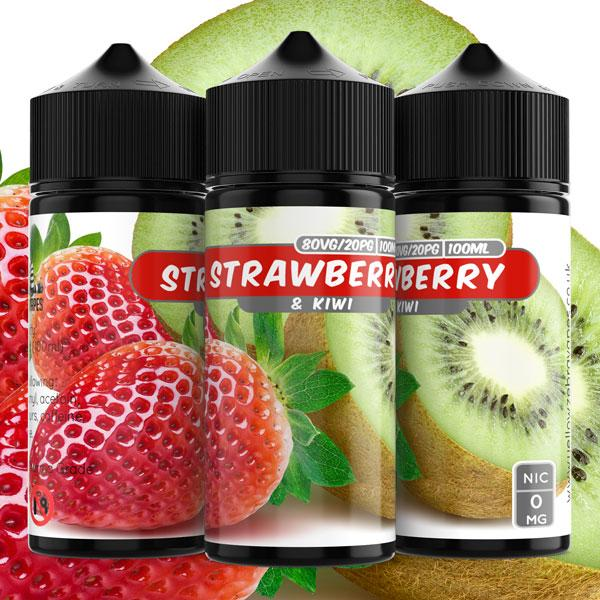 Strawberry & Kiwi eliquid