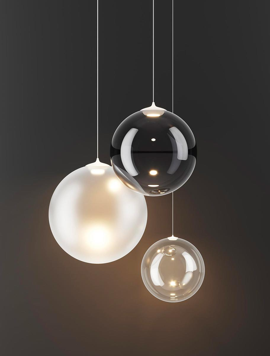 Pendant Lights by Lodes