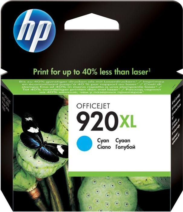 HP INK CYAN 920XL