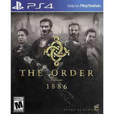 PS4 GAME THE ORDER: 1886