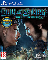 PS4 GAME BULLETSTORM FULL CLIP EDITION
