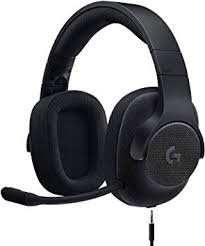 LOGITECH WIRED GAMING HEADSET G433 BLACK