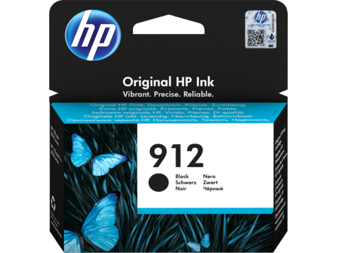 INK HP 912 BLACK