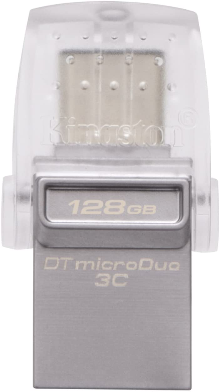 KINGSTON DTDUO3C/128GB USB3.0/3.1+TYPE C