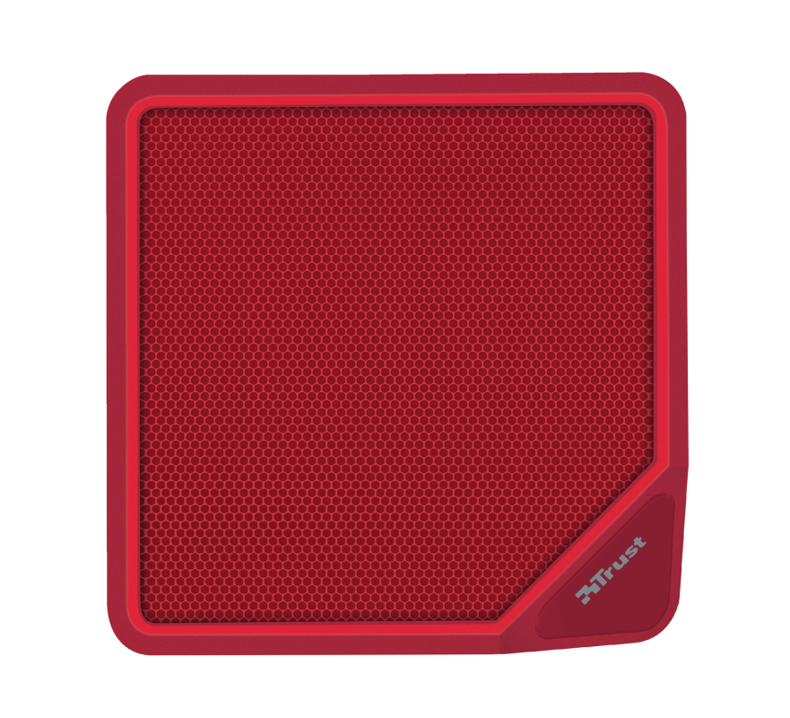 TRUST ZIVA WIRELESS SPEAKER RED