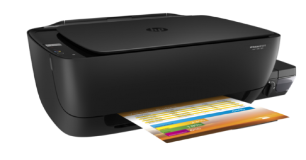 HP DESKJET GT 5810 ink tank