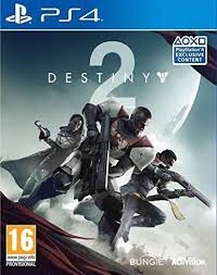 PS4 GAME DESTINY 2