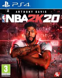 PS4 GAME NBA 2K20