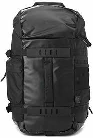 "HP L8J88AA BACKPACK 15.6"" ODYSEY BLACK"