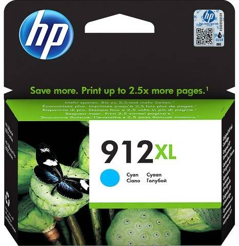 INK HP 912XL CYAN