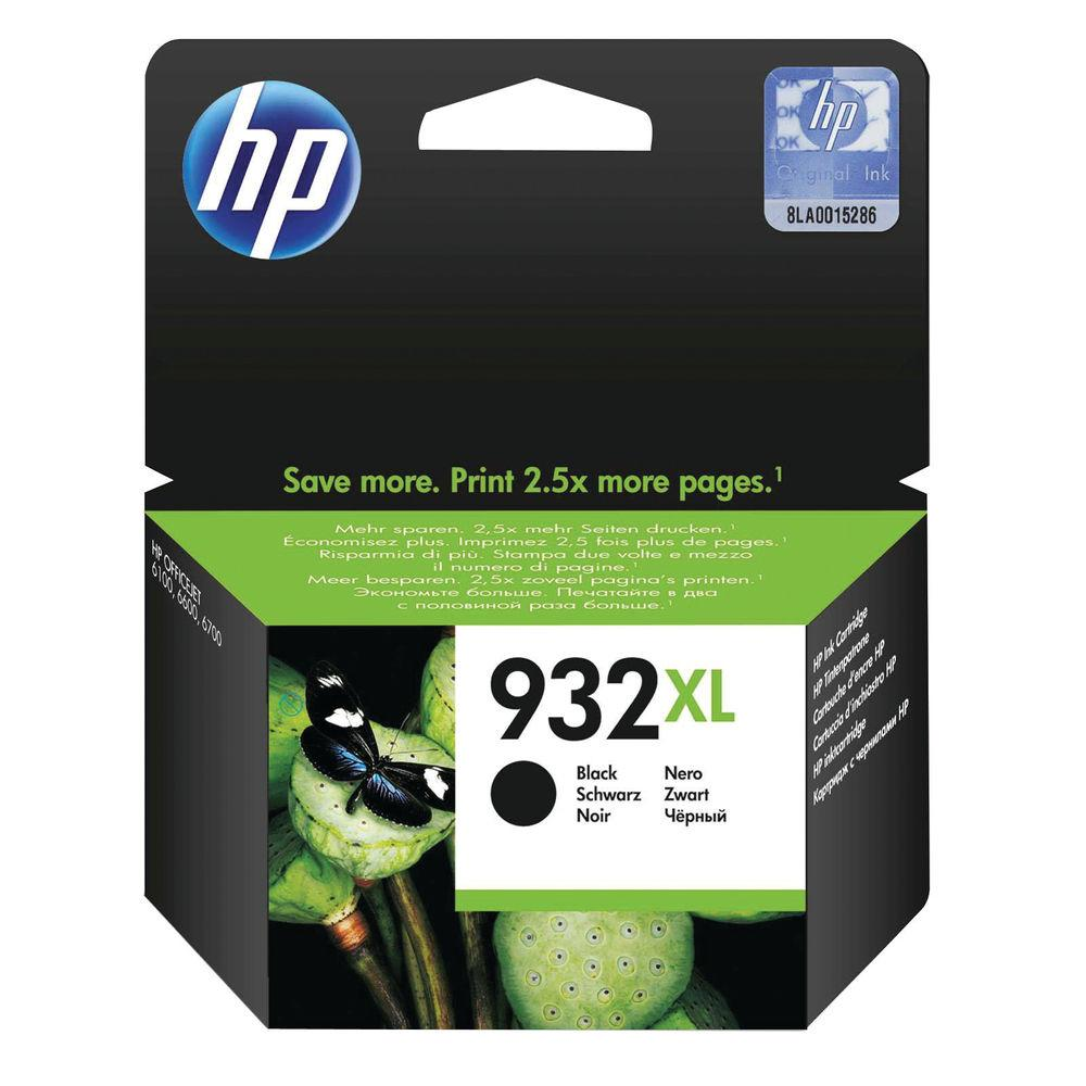 HP INK 932XL BLACK