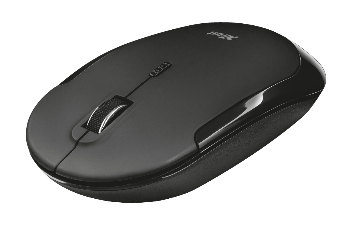 TRUST MOUSE WIRELESS SILENT MUTE 21833