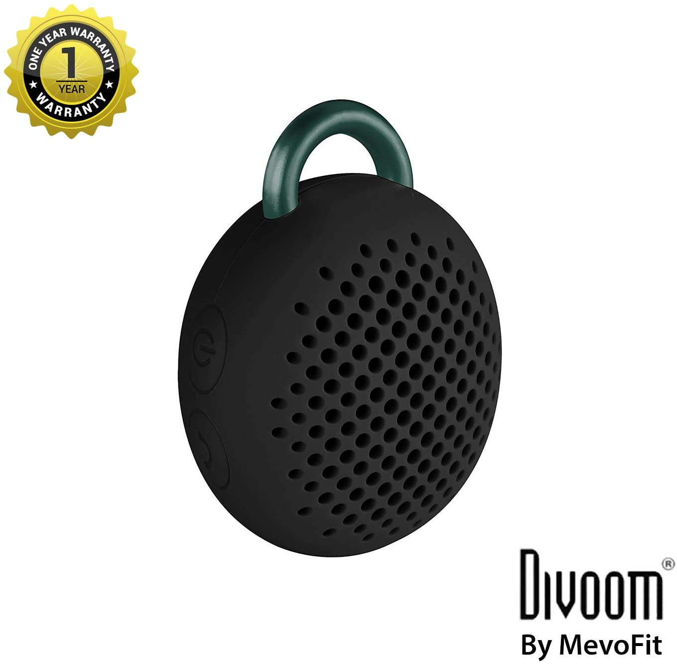 DIVOOM BLUETUNE BEAN2 PRTBL BT SPEAK.BLK