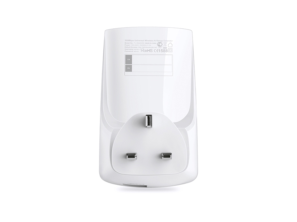 TP-LINK TL-WA850RE WIRELESS N RANGE EXTE
