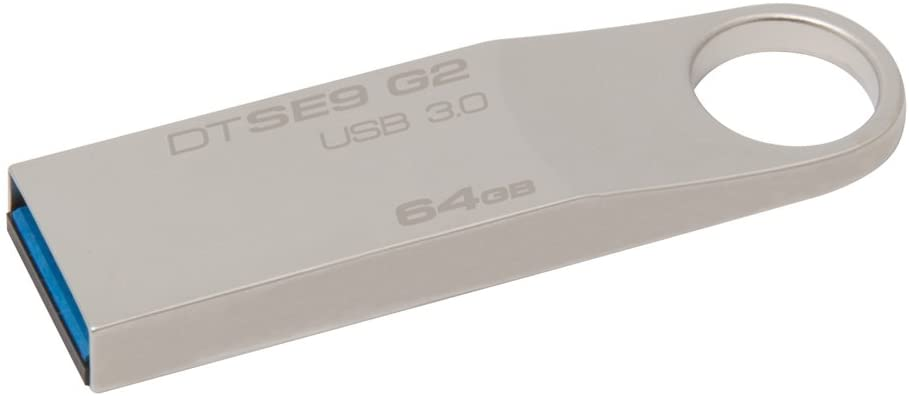 KINGSTON DTSE9G2 64GB USB 3.0 METAL CAS.