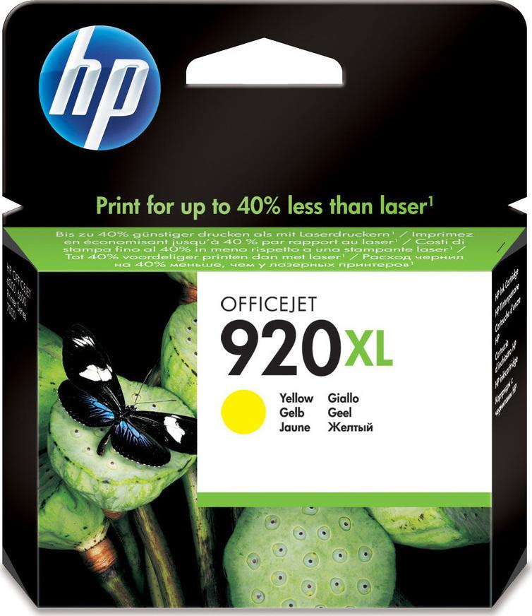 HP INK YELLOW 920XL