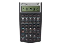 HP CALCULATOR FINANCIAL 10BII+ NW239AA
