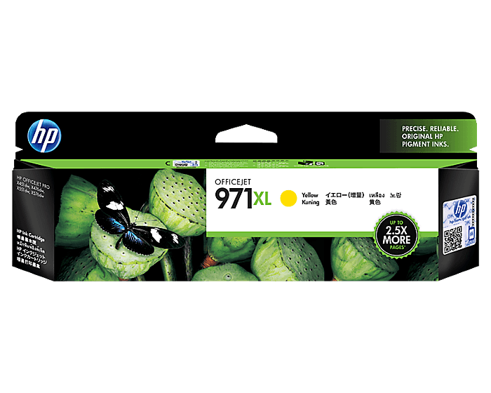 HP INK 971XL YELLOW