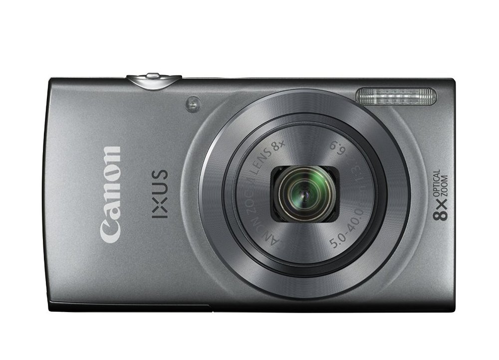 CANON DIGITAL CAMERA IXUS160 SILVER