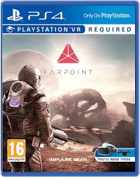 PS4 GAME FARPOINT VR