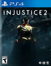 PS4 GAME INJUSTICE 2