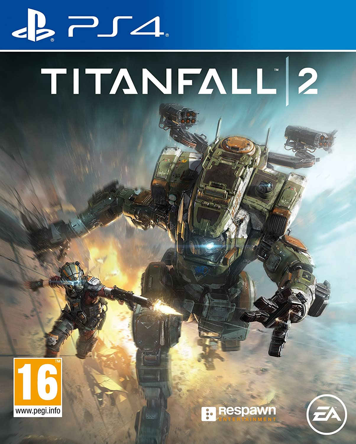 PS4 GAME TITANFALL 2