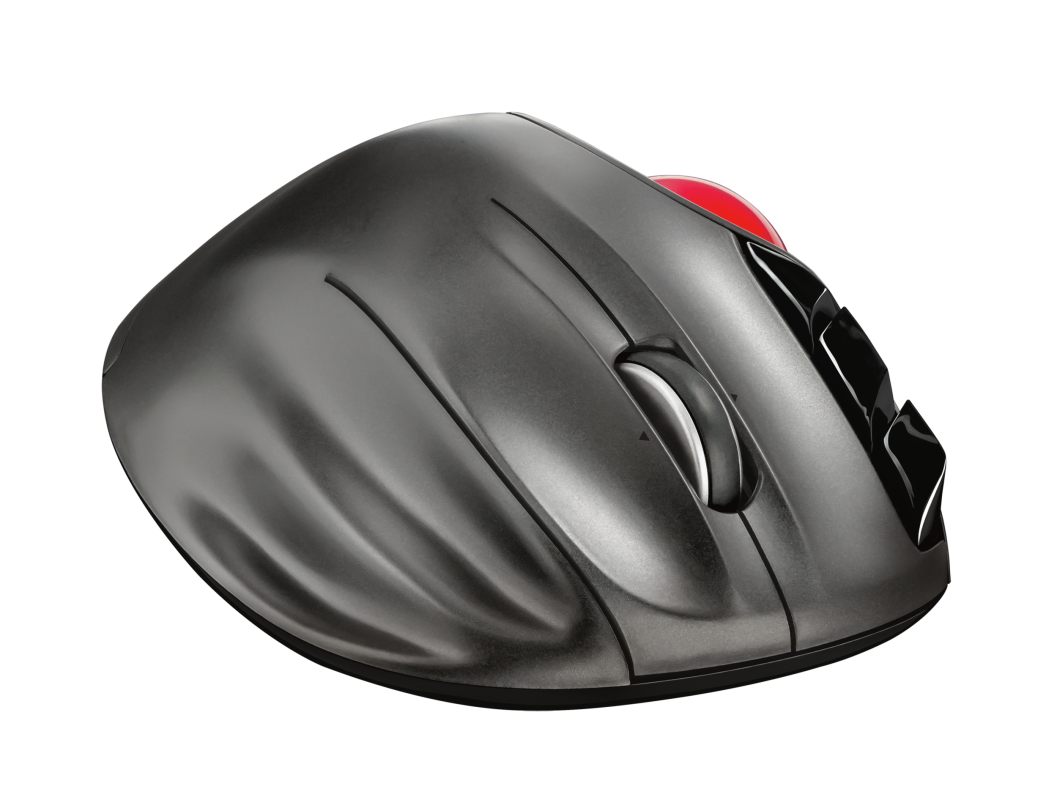 TRUST MOUSE WIRELESS SFERIA TRACK BALL
