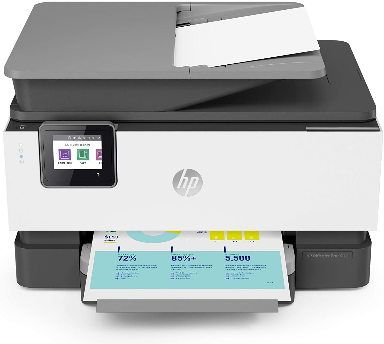 HP AIO OFFICEJET PRO 9010 / 3UK83B