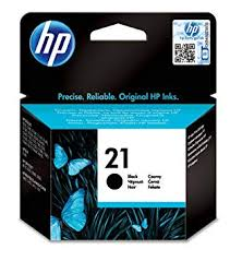 HP INK CARTRIDGE BLACK 21
