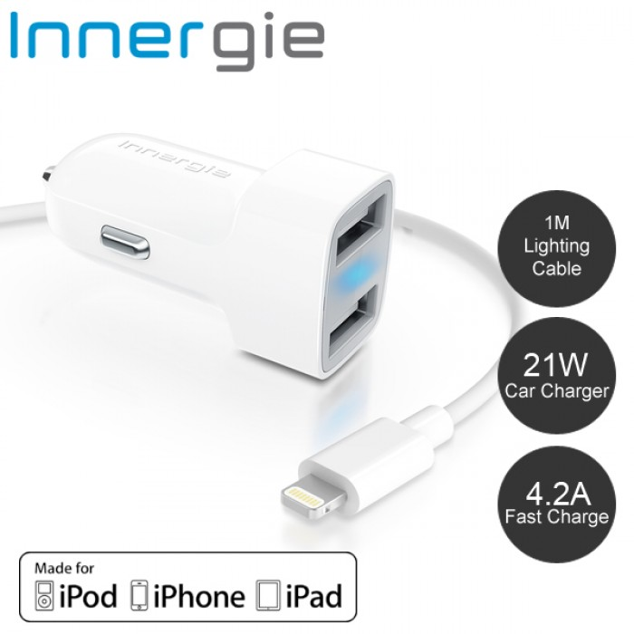 INNERGIE POWER COMBO PRO MOBILE CHARGER