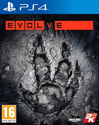 PS4 GAME EVOLVE