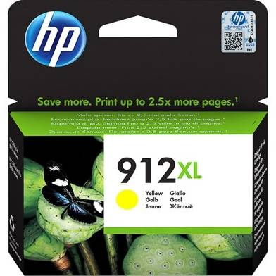 INK HP 912XL YELLOW