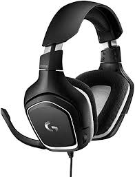 LOGITECH WIRED GAMING HEADSET G332 WHITE