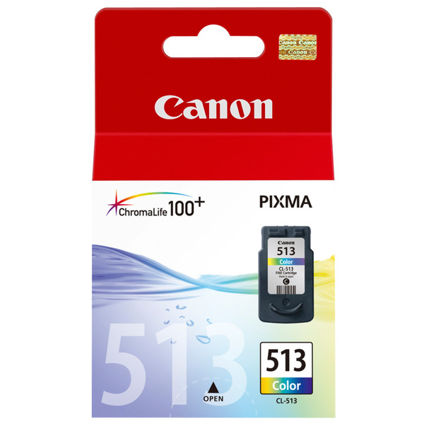 CANON INK  CL-513 COLOR