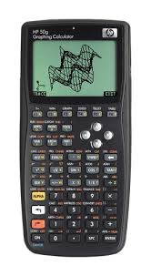 HP CALCULATOR GRAPHICS 50G F2229AA