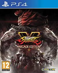 PS4 GAME STREET FIGHTER 5