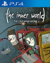 PS4 GAME THE INNER WORLD - THE LAST W.M.