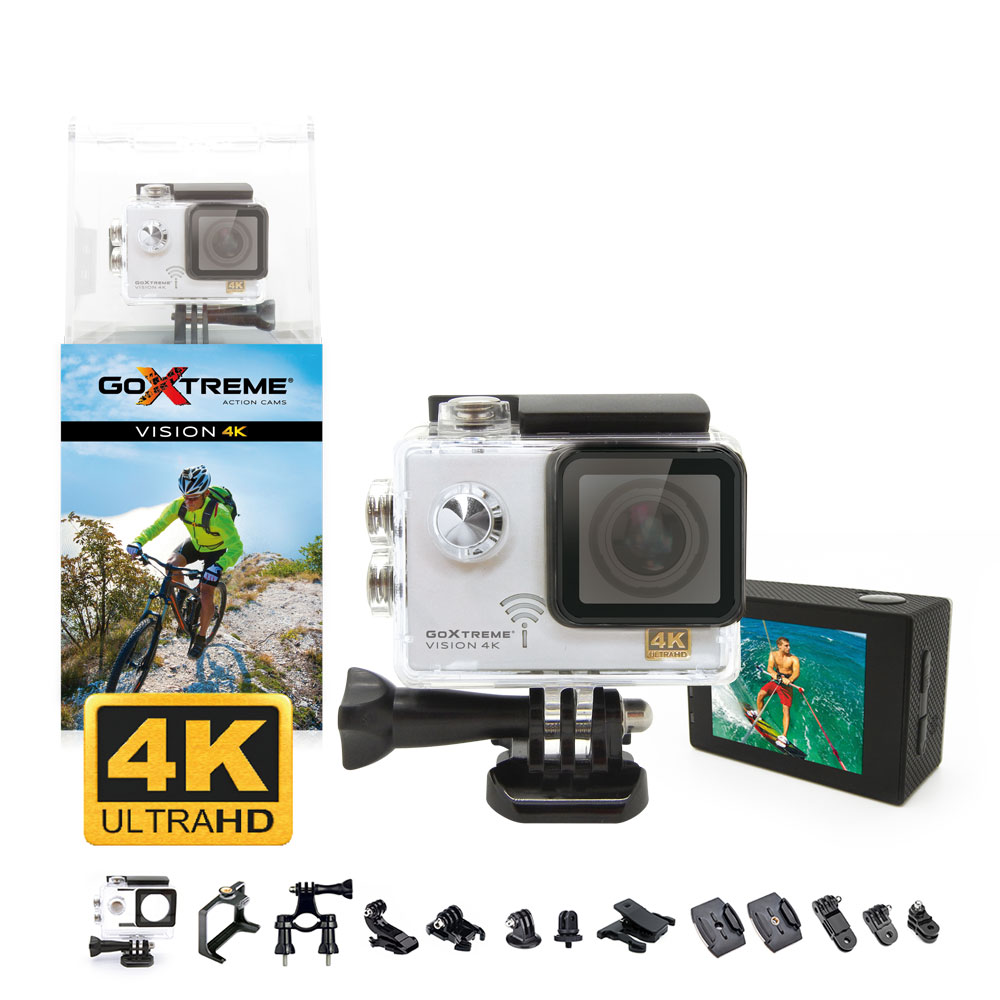 GOEXTREME 20129 VISION4K ACTION CAMERA